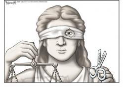 O Judici�rio E Sua Imagem Em Transe